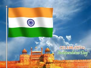 proud to be indian 64th independence day of india