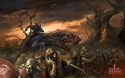 Goblin Wallpapers Cave Fadas Duendes Photoshop Backgrounds