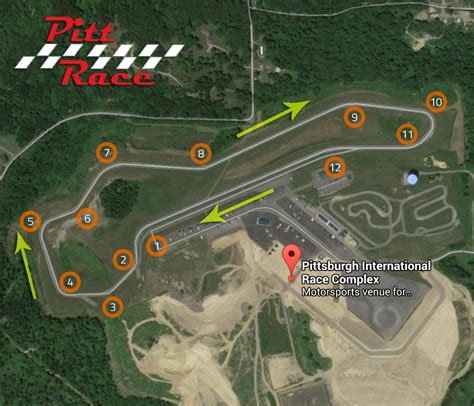 pittsburgh intl race complex driving tips xtreme