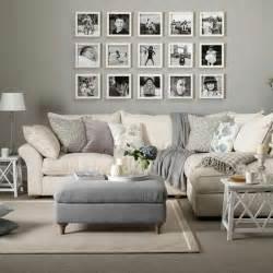 wohnzimmer beige grau wandgestaltung wohnzimmer 20 kreative wanddeko ideen