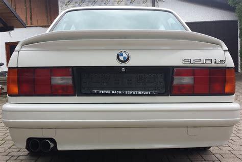 Bmw M3 E30 Zu Verkaufen by Heck Bmw E30 M3 320is Alpinwei 223 Zu Verkaufen Biete