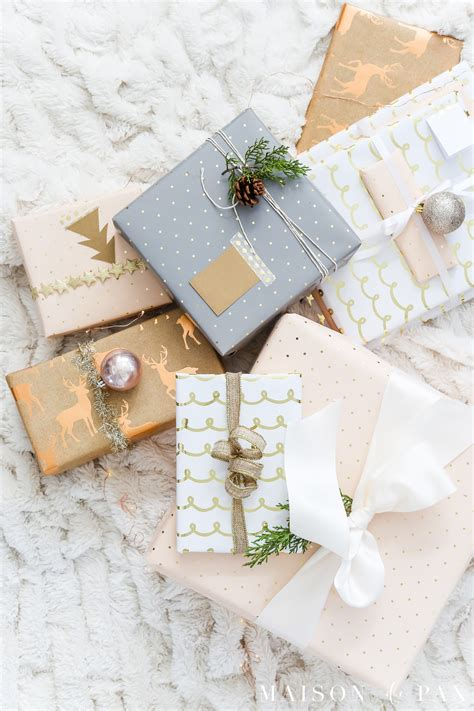 Tips Gorgeous Gift Wrapping by The Lazy S Guide To Beautiful Gift Wrap Ideas