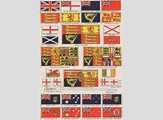 1926 Flags of the British Empire and Growth of the Union