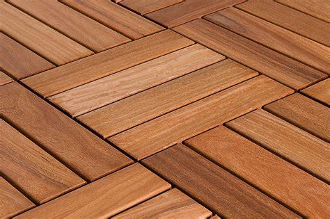 flexdeck interlocking wood deck tile copacabana ipe