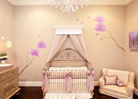 chambre fille vintage idées de décoration chambre bébé de style vintage