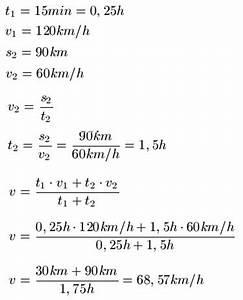 Durchschnittsgeschwindigkeit Berechnen Mathe : durchschnittsgeschwindigkeit berechnen ~ Themetempest.com Abrechnung