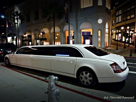 Maybach Limousine? How Much?