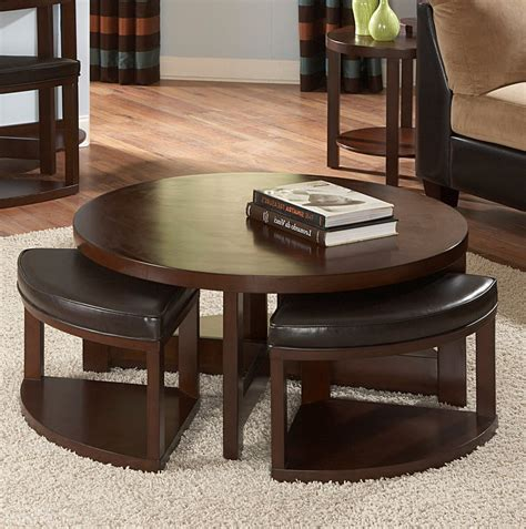 Coffee Table With Chairs Underneath  Roy Home Design. Bookshelf On Desk. Coffee Table Round. Desk Makeover Diy. Amazon Treadmill Desk. 40 Inch Table. Seven Drawer Chest. Buy Kitchen Drawers Replacements. Tall Cabinet With Drawers