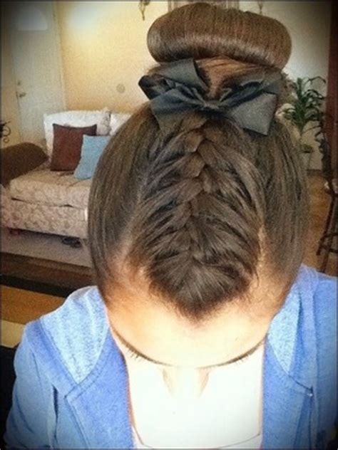adorable sporty hairstyles beautylish