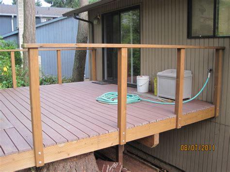 diy simple deck railing plans  handmade bunk bed