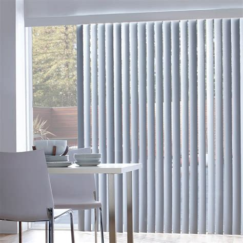 Window Blind Store by Faux Wood Vertical Blinds