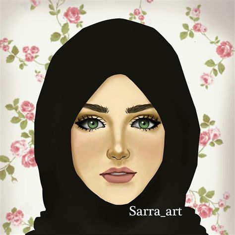 hijab girl illustration art hijab drawing hijab