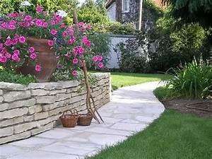 Allée De Jardin Pas Cher : am nagement de jardin bois jardins ~ Carolinahurricanesstore.com Idées de Décoration