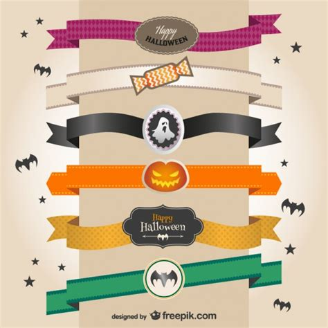 Download 44,000+ royalty free halloween banner vector images. Colorful halloween banners Vector | Free Download
