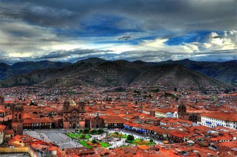 chambres d hotes douarnenez photo city panorama cuzco photos de cusco et images