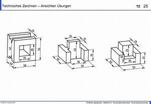 Technische Zeichnung Ansichten : technisches zeichnen dreitafelprojektion autos post ~ Yasmunasinghe.com Haus und Dekorationen