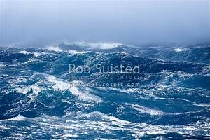 Violent storm seas gusting to hurricane strength. Wind ...