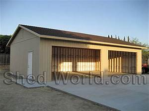 30x30 garage packages pictures to pin on pinterest pinsdaddy With 30x30 garage kits