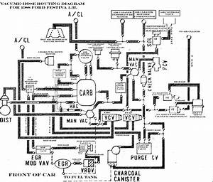 D645 1990 Ford Fuel Wire Schematic