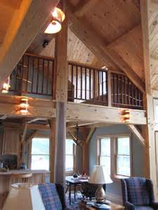 timber frame home interiors timber frame home interior for the home