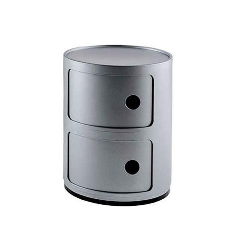 si鑒e auto amazon kartell 4966si mobiletto container componibili colore argento germania mobiletti panorama auto