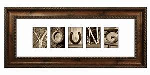last name letter photos for the home pinterest With last name letters