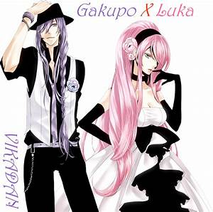 The gallery for --> Vocaloid Luka And Gakupo