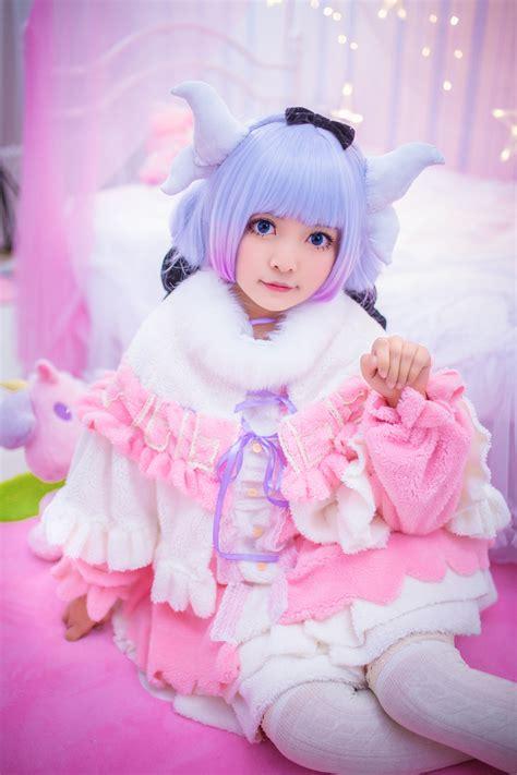 expert kanna cosplay  epitome  cute otaku streamers