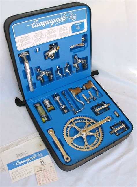 campagnolo  anniversary groupset redvelocouk
