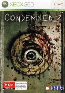 Criminal Profile Condemned 2 Bloodshot X360 Ps3 Game Mod Db