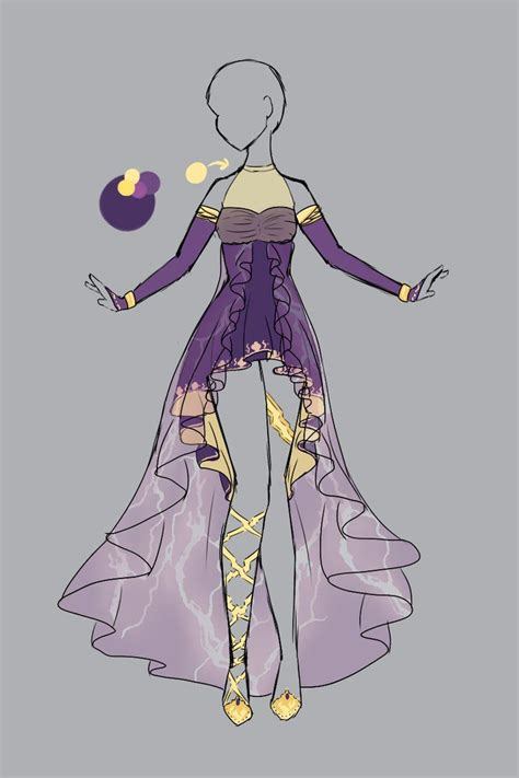 .Outfit Adopt 3 (CLOSED). by Scarlett-Knight on deviantART   ANIME !!   Pinterest   Wedding ...