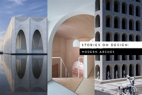 #storiesondesignbyyellowtrace Modern Arches In