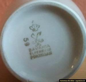Bavaria Elfenbein Porzellan Goldrand : rare antique eschenbach bavaria elfenbein porzellan floral creamer c ~ Michelbontemps.com Haus und Dekorationen