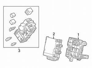 Chevrolet Tahoe Block  Wiring Junction  Block  Body Wrg Harn Junc