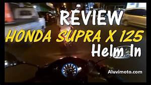 Supra X 125 Helm In   Motor Honda Paling Irit