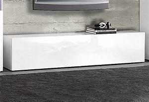 Lowboard Hochglanz Weiß : tecnos lowboard online kaufen otto ~ Buech-reservation.com Haus und Dekorationen