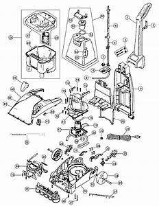 Hoover Fh50026 Parts List And Diagram   Ereplacementparts Com