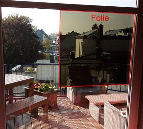Sichtschutzfolie Fenster Dunkel by Sonnenschutzfolien Bronze 175 Ex Dunkel Innenansicht 1