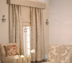 curtains swags tails padded pelmets  eyelet curtains