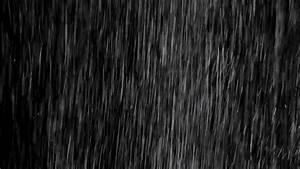 Hard Rain Animation Alpha (looping) Stock Footage Video ...