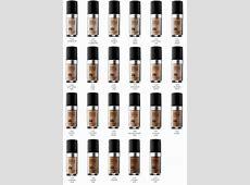 Makeup Forever Hd Foundation Color Chart Saubhaya Makeup