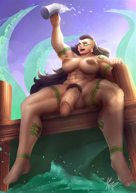 Illaoi Archives Lol Hentai Porn League Of Legends Xxx
