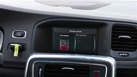Volvo S60 Radio by Volvo S60 Ii Radio I Odtwarzacz