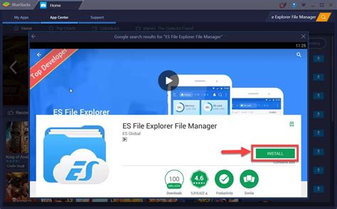 After purchasing audible content, you can download and listen to your titles directly from the audible for android, ios, and windows 10 apps. How To Install ES File Explorer on PC (Windows 10/8/7 ...
