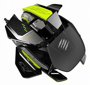 Mad Catz39s Rat Pro X Is Insanely Customizable And 200