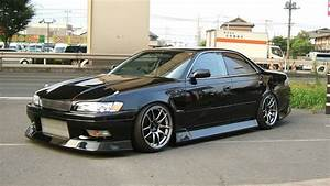 Camber And Offset  Car Modify Wonder Toyota Mark Ii Jzx90