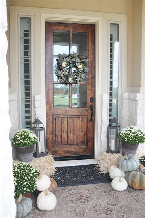 fall front porch 8 fall front porches to inspire you this year wilshire