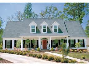 country home plans with front porch sweeping covered front porch lovely landscaping plan 055d 0212 houseplansandmore