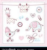 baby shower clip art bing images scrapbook designs