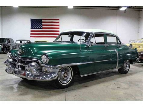1953 Cadillac Series 62 For Sale  Classiccarscom Cc980943